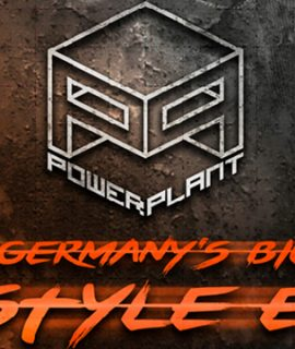 POWEPLANT - EAST GERMANY'S BIGGEST HARDSTYLE EVENT